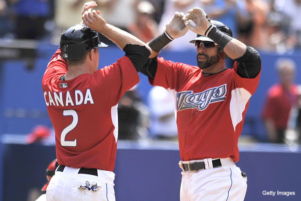 As Blue Jays aim for Canada's heart, are red unis in their future?