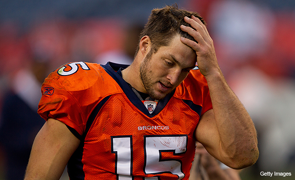Tebow backlash now grinding the gears of Broncos coaches