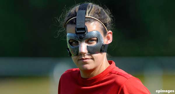 Christine Sinclair is the toughest person in Canada