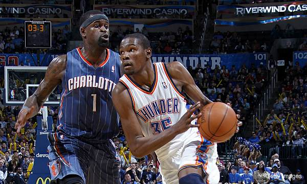 Kevin Durant went to Stephen Jackson for advice on playing overseas