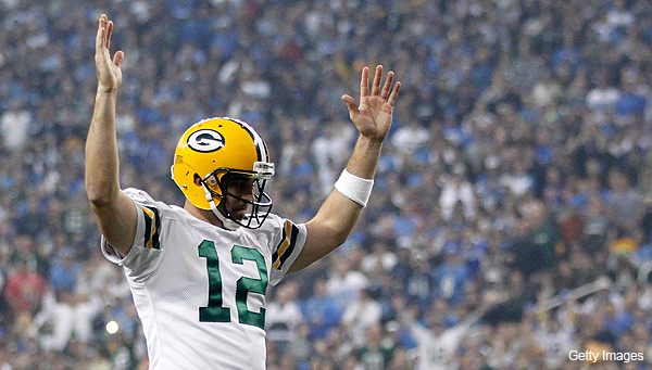 Brady and Warner agree: Aaron Rodgers' 2011 season could be the best ever