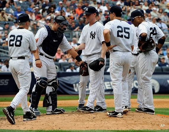 Brian Gordon's weird, wild ride to a start at Yankee Stadium