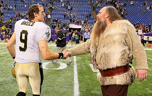 Sunday Scene, Week 15: Drew Brees owners, take a victory lap