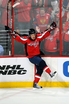 Puck Daddy chats with Alex Semin about whether he 'cares', trade rumors, changes on Capitals and quest for the Cup
