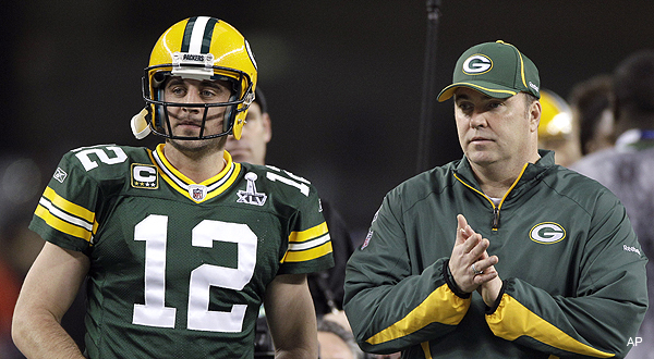Rodgers knew that Aguilera goofed up National Anthem at Super Bowl