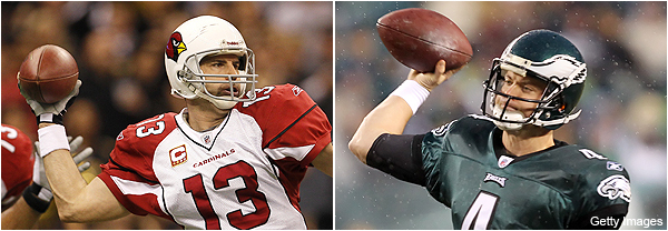 Kurt Warner on Kevin Kolb: 'The verdict is still out on this guy'