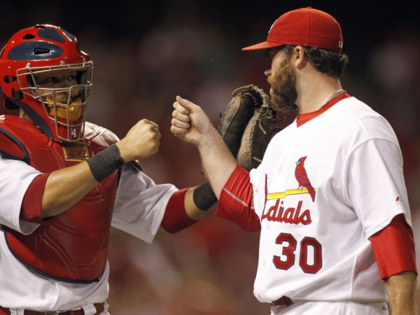 Closing Time: Jason Motte steps into the big chair