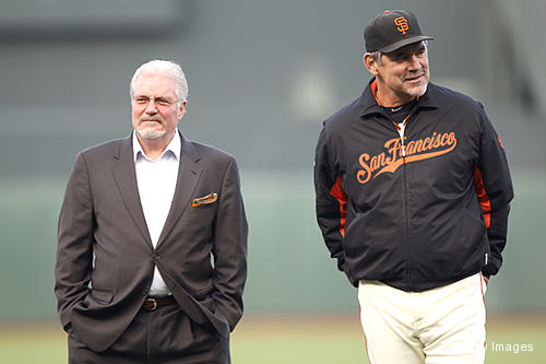 Too late for good-byes? Giants send Rowand, Tejada on their way