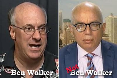 Video: This man is not AP baseball writer Ben Walker