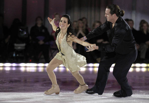 Battle of the Blades III Review: Marie-France & Bryan's perfect score