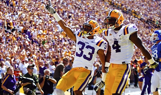 Blog Pollin': Get comfortable, because Alabama and LSU are going to be here all month
