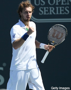 Farmers Classic champ Gulbis has a spaceship, likes to party