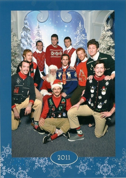 OHL: Plymouth Whalers spread ho-ho-hilarious holiday cheer