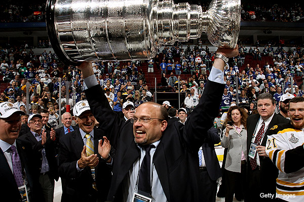 Trending Topics: Bruins GM won Cup by resisting temptation