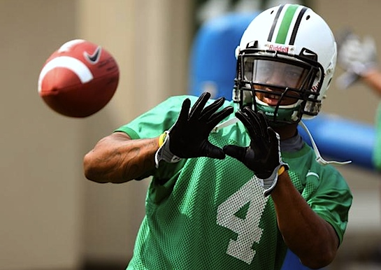 Headlinin': Marshall WR goes big, goes to jail on four counts of armed robbery