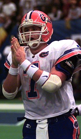 Gator great Danny Wuerffel hospitalized with paralyzing disorder