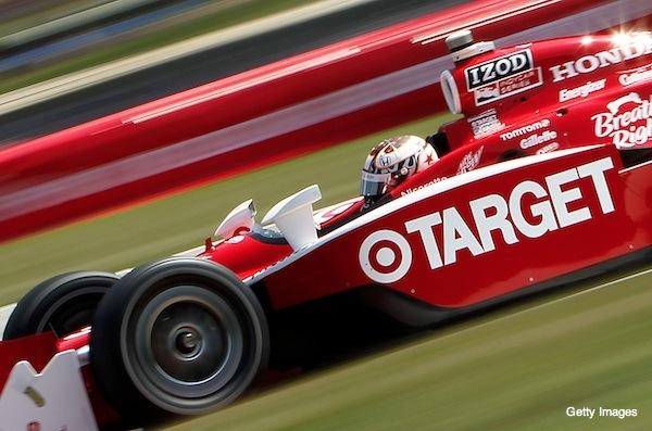 A Q&A with IndyCar driver Scott Dixon