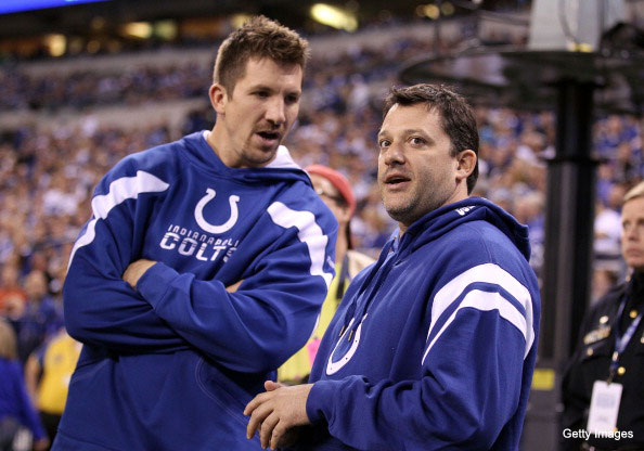 Indianapolis Colts try to get some Tony Stewart mojo, still fail
