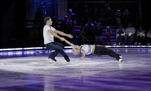 Battle of the Blades III review: Week 1′s bad Leschyshyn