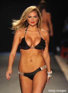 Is Mark Sanchez dating Victoria's Secret model Kate Upton?