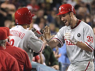 We're Going Streaking! Phillies' Lee, Jays' Lawrie sizzling along