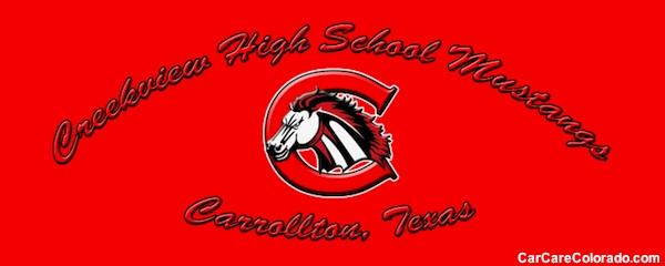Creekview High School Mustangs