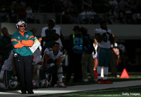 Black Monday, continued: Tony Sparano fired by Dolphins