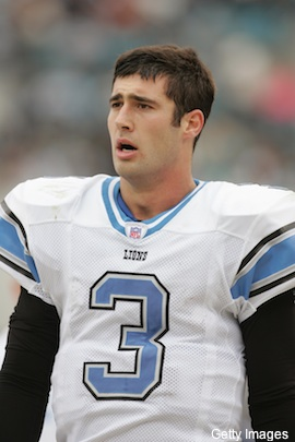 Joey Harrington seriously injured in bicycle accident