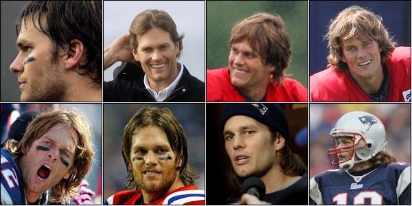 Breaking News: Tom Brady has cut his hair