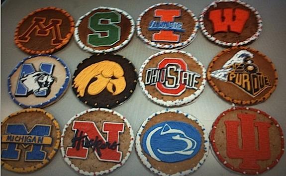 Bakery Bribery: Northwestern sends Nebraska Big Ten welcome cookies