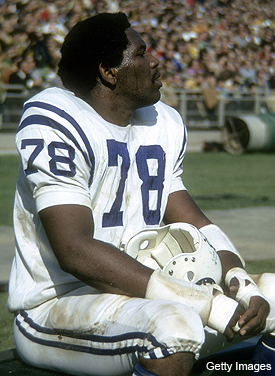 Legendary NFL defender Bubba Smith passes away at age 66