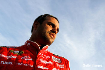 The rotation continues: Juan Pablo Montoya replaces crew chief