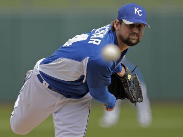 Closing Time: Luke Hochevar steps up, Dee Gordon on the move