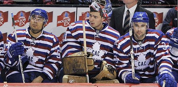 Hockey Guilty Pleasures: Matthew Wuest, Cap Geek