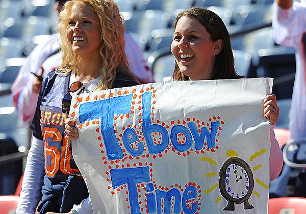 7-on-7: Denver makes it official, naming Tim Tebow starter