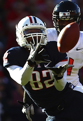 Arizona may lose Pac-12′s best receiver to mysterious, 'serious' cause