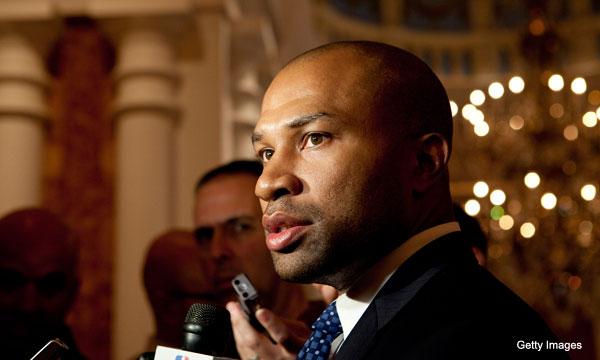 Derek Fisher's thankless task as NBA PA president