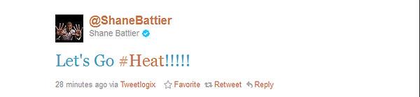Shane Battier tweets his way to the Miami Heat, annoys everyone