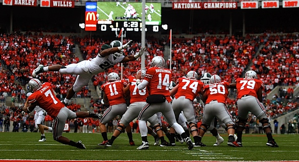 It's official: Ohio State's offense is a disaster zone