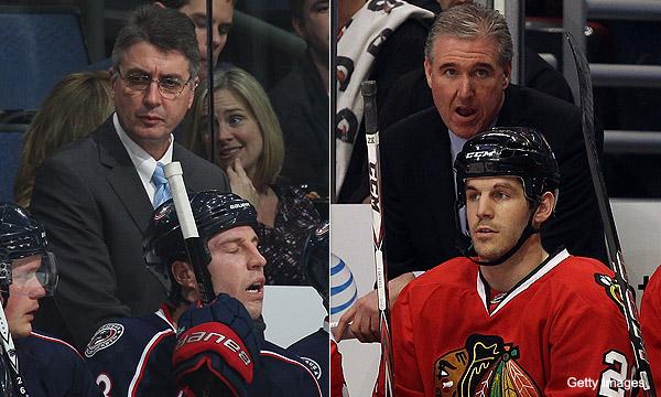 Winnipeg coaching derby down to Noel, Haviland; Ramsay out