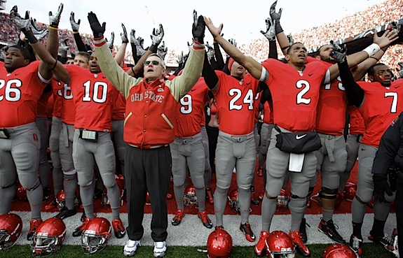 Ohio State vacates 2010 wins, self-inflicts probation. Is the NCAA appeased?