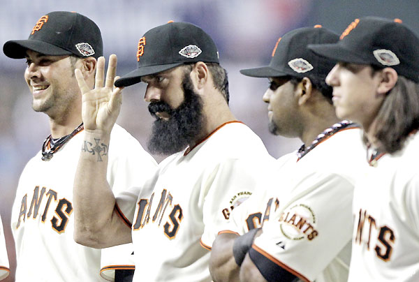 Are you not entertained? Brian Wilson didn't like All-Star boos