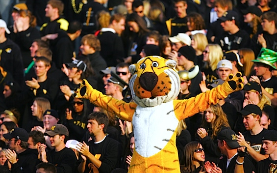 Ready or not, Missouri (officially) makes 14 for the SEC