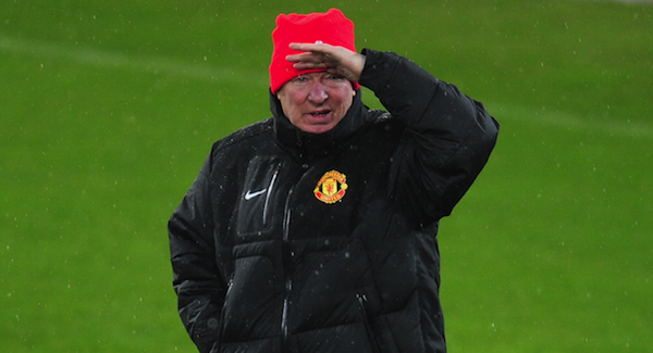 Sir Alex Ferguson's Christmas wishlist