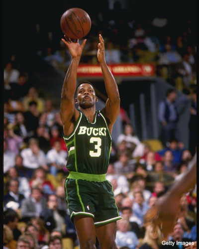 Dale Ellis: 'I'm the best shooter of all time.' Oh, boy