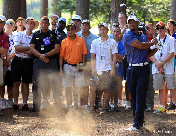 Tiger Woods might not be done with the PGA Tour this year