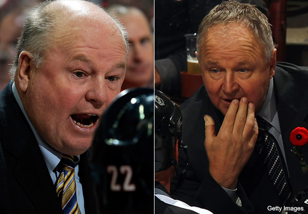 Why Anaheim's firing Carlyle, hiring Bruce Boudreau is genius