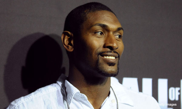 Metta World Peace's second choice for a name change? 'Queensbridge'