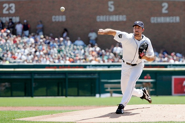 The five best starts of Justin Verlander's Cy Young season