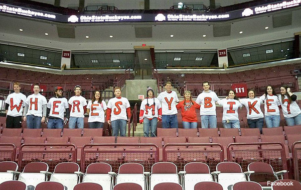 Bike thieves and student sections: Why college hockey rules